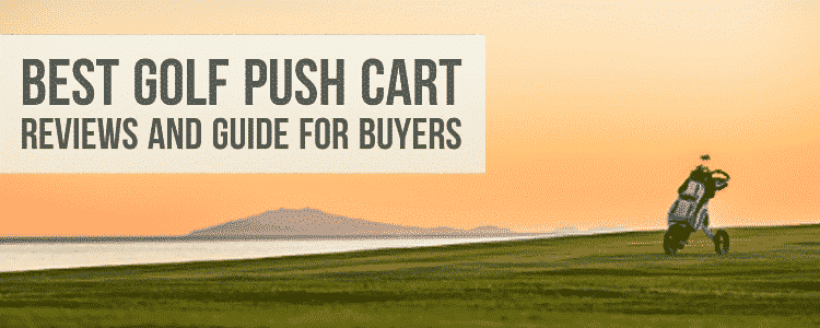 Best Golf Push Carts With 3 Wheels