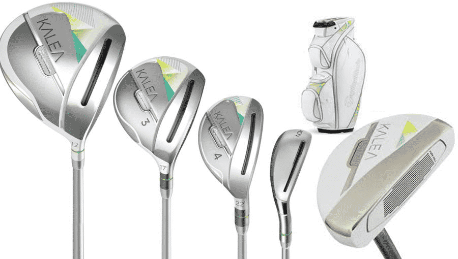 Taylor Made Women's Kalea Complete Golf Clubs