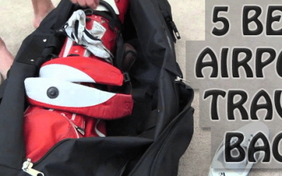 5 Best Airport Travel Golf Bags 2017