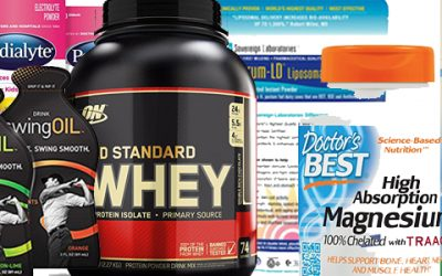 Top 5 Best Golf Supplements To Gain Competitive Advantage