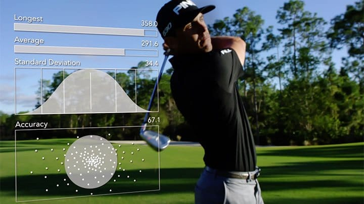Arccos Golf Performance Tracking Stats System For Strokes Gained