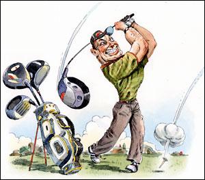 Learn the golf clubs