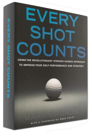 Every Shot Counts best golf book 2016