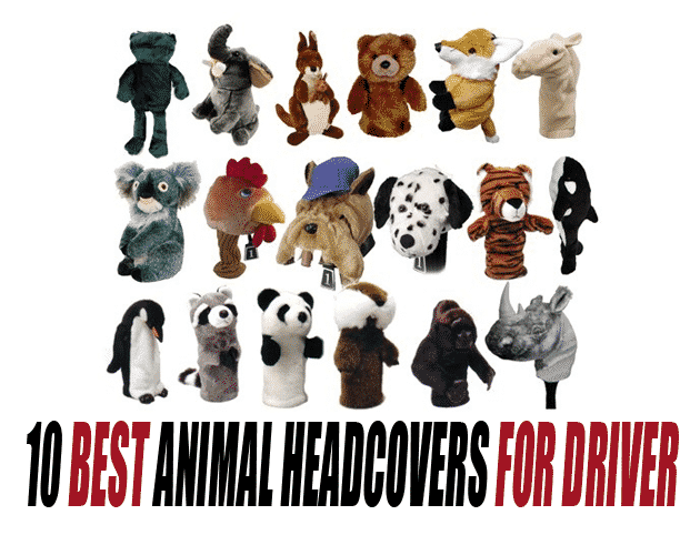 10 best animal headcovers