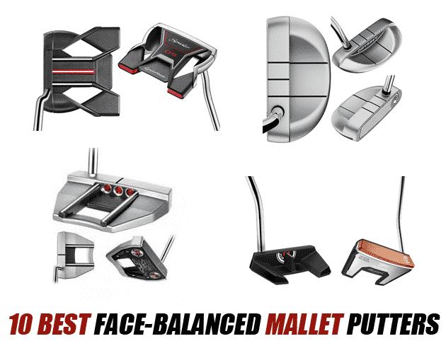 10 best face balanced mallet putters 2016