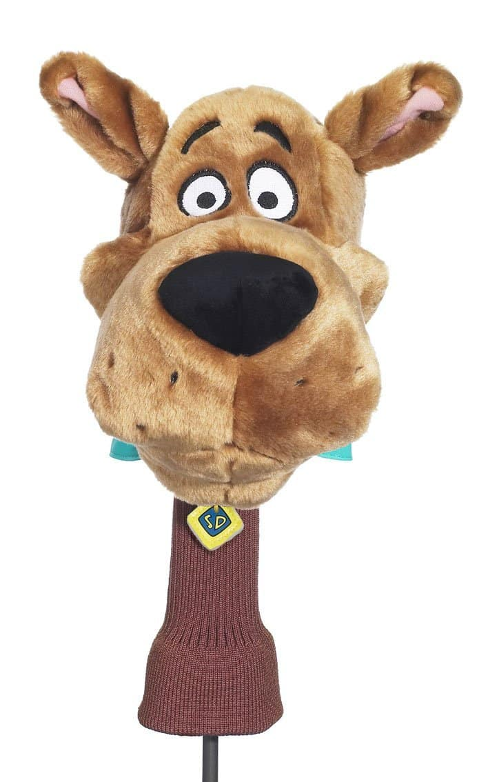 Scooby Doo Driver Animal Headcover 2016