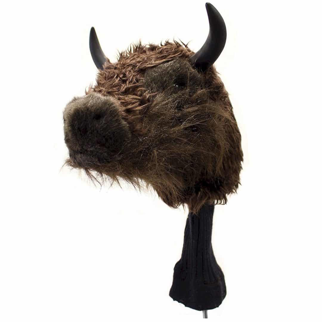 Bison driver animal headcover 2016