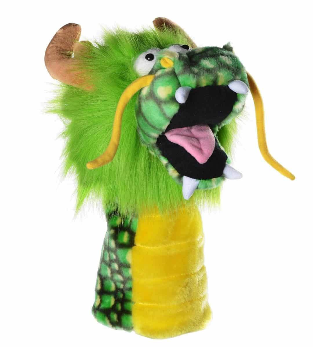 green dragon animal headcover 2016