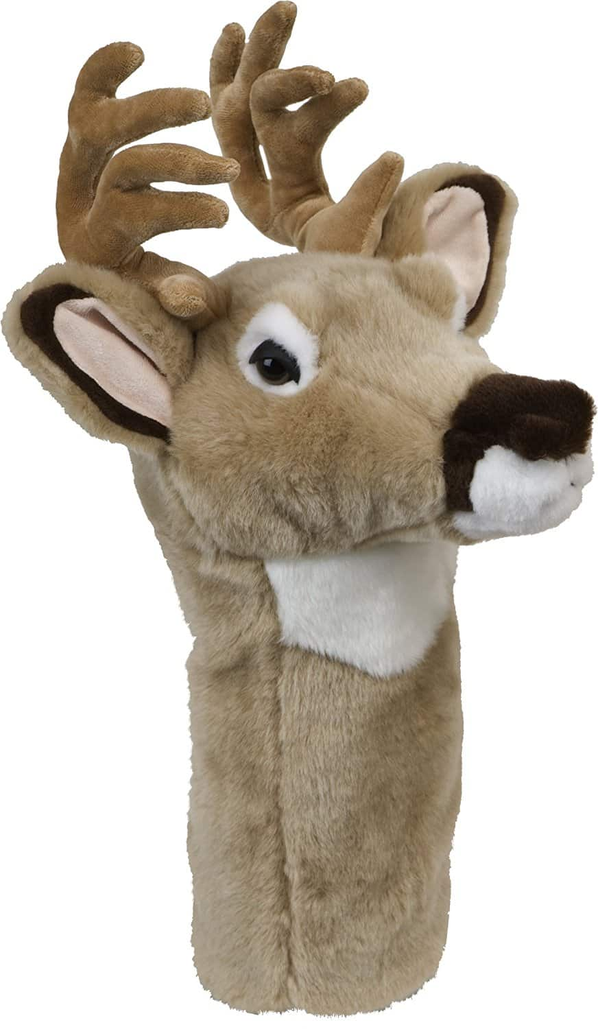 deer animal headcover