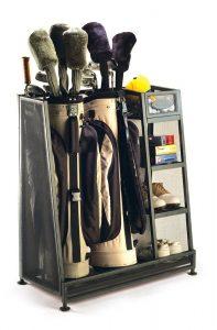 Etonnant Suncast GO3216 Golf Garage Storage Organizer
